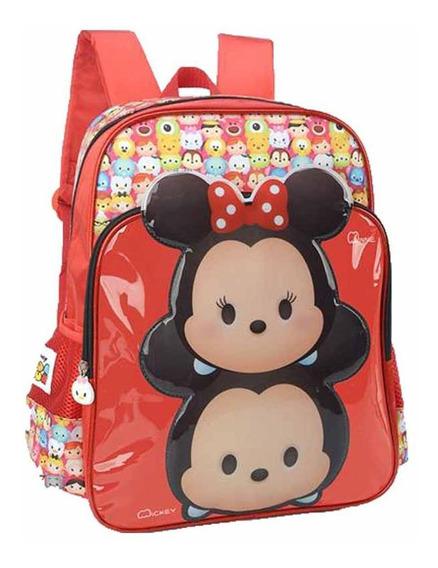 Mochila Infantil Tsum Tsum Mickey Vm Is33201ts Un Luxcel