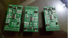 3 Módulo Fxs Asterisk Tdm410 Aex410 Tdm400 Voip