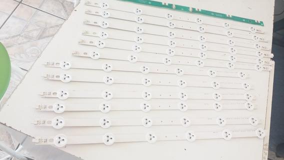 Kit Barra De Led Lg 42ls3400 Original