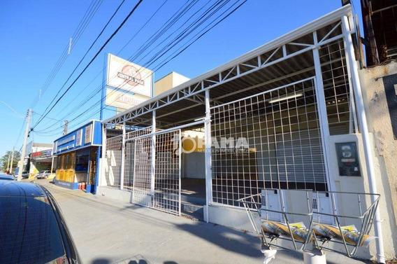 Barracão Para Alugar, 170 M² - João Aranha - Paulínia/sp - Ba0049