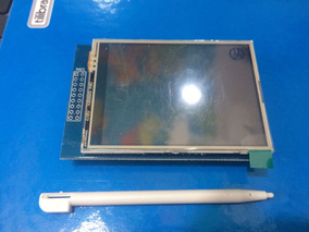 Tela Lcd 2.8 Tft 240x320 Touch Screen Arduino