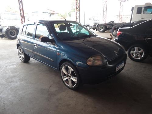 Renault/clio Rl 1.0 Gas 2000