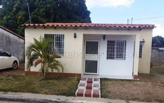 Casa Enalquiler La Teura Cabudare Jrh 21-17634