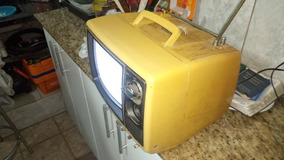 Tv 14 Polegadas Toshiba Tvc 101 L A Cores Funcionando