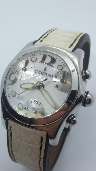 Relógio Corum Bubble Chronograph