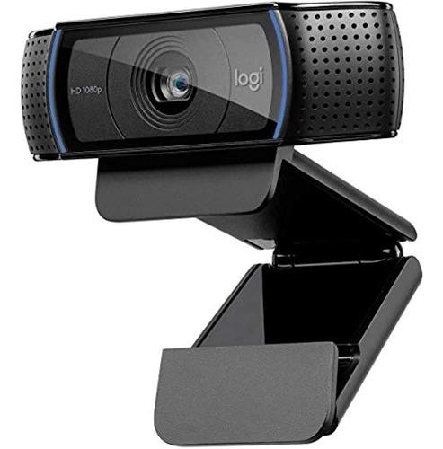 Imagen 1 de 5 de Camara Web Logitech C920e / C920 Hd, Videollamadas Y Grabac