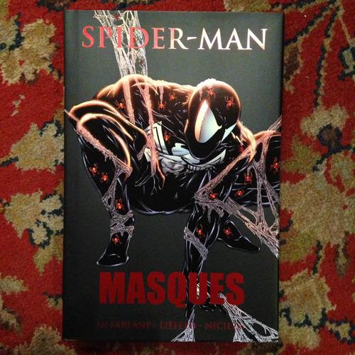 Imagen 1 de 1 de Spider-man: Masques.
