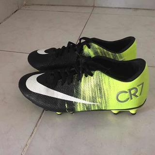 Tachones Nike Mercurial Cr7