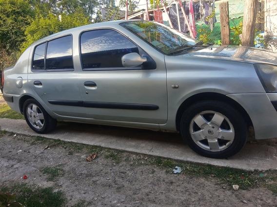 Renault Clio 1.6 Athent. Aa Gnc 2003