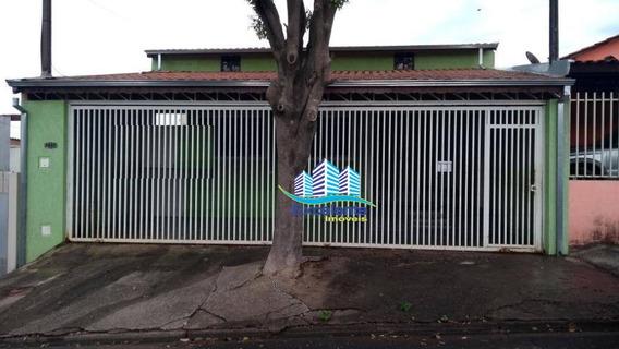 Casa Residencial À Venda, Vila Real Continuaçao, Hortolândia. - Ca0021