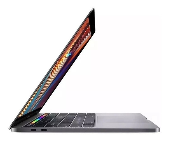 Macbook Pro A1707 15,4 I7 16gb Ssd 256gb C/placa De Vídeo