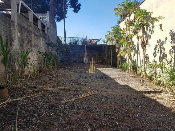 Terreno Em Guarulhos - Te0839