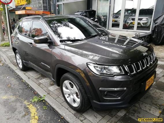 Jeep Compass Compass At 2.4 4x2 Longitude