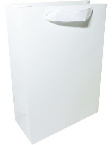 Bolsas De Cartulina 22x30x10cm X 10u Sublimable