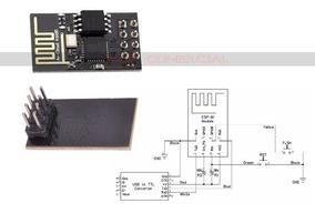 Esp8266 Esp-01 Módulo Wi-fi Arduino Mega Uno Pic