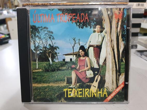 Cd Teixeirinha - Última Tropeada