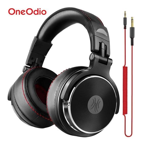 Fone De Ouvido Original Profissional Oneodio Com Microfone