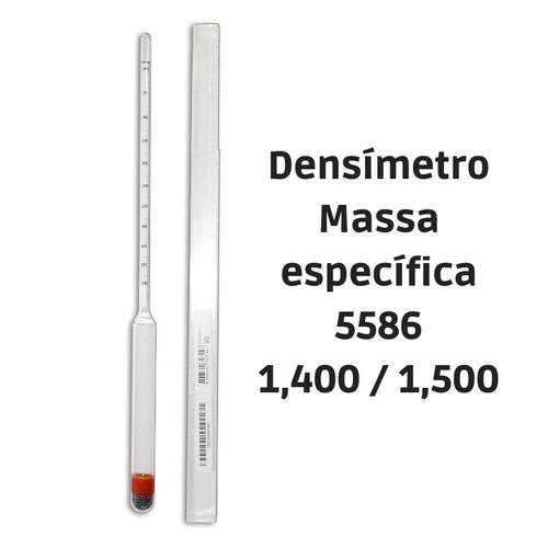 Densímetro Para Massa Específica 1,400/1,500:0,001 5586