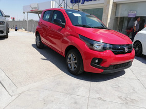 Fiat Mobi Like Blacktop 2019 Color Rojo