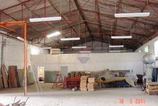 Três Galpões Industriais Zupi 1 Com 4000m²at 2500m²ac - Ga0009