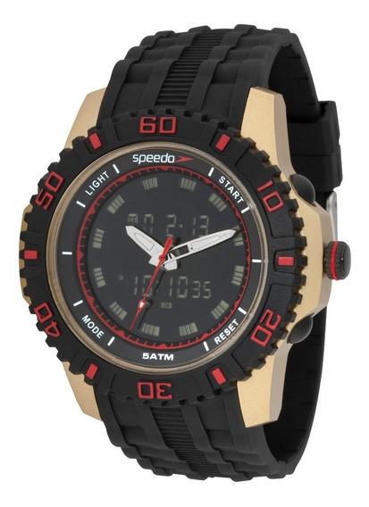 Relógio Masculino Speedo 81155g0evnp1y Anadigi Original Nfe