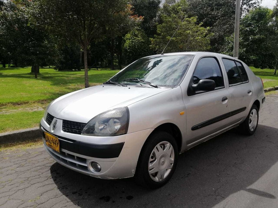 Renault Symbol 2004 Mt 1.4 Aa