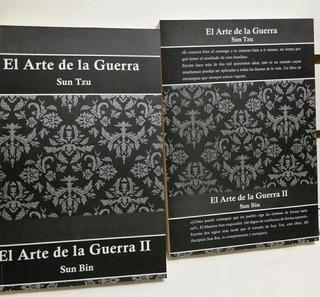 El Arte De La Guerra Version Completa Sun Tzu Sun Bin Libro