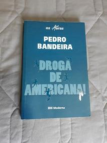 Livro Droga De Americana!