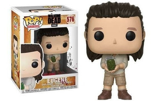 Funko Pop - The Walking Dead - Darryl - Negan - Eugene