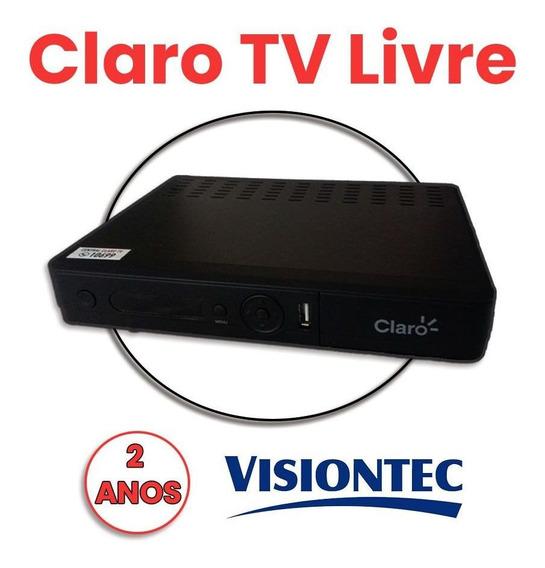 Receptor Claro Tv Livre Gratis Pre-pago 2 Anos 20%off