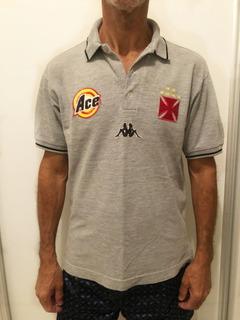Camisa Vasco Da Gama Original Relíquia Polo Kappa Ace 2000