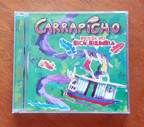 Cd Carrapicho - Festa Do Boi Bumba