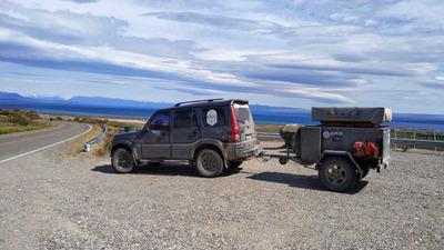 Carreta Camping Expedicao