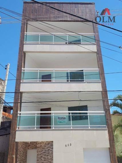 Prédio Residencial Com 12 Apartamento De 1 Dormitório À Venda, 805 M² De Área Total Por R$ 2.500.000 - Benfica - Fortaleza/ce - Ap0136
