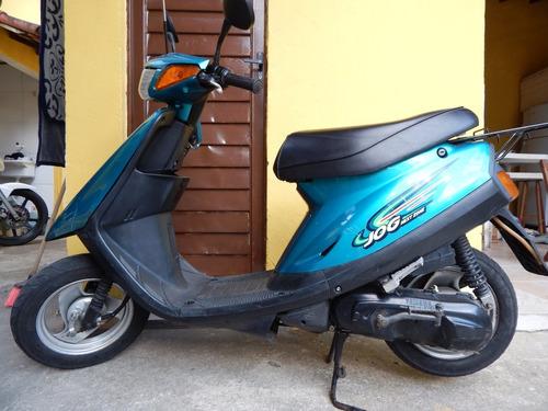 Yamaha Jog Teen 99 Toda Original De Fábrica Com Nota Fiscal