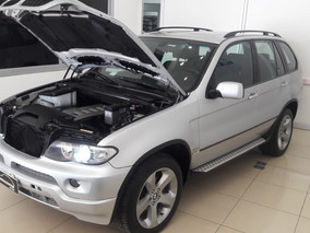 Bmw X5 3.0 D Executive 2005 Financio 160000km Impecable Gris