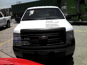 Ford F-150 Pickups 2013 V6 Automatica Nganche De $ 43.600