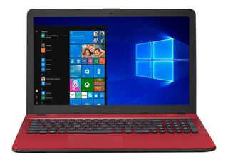 Laptop Asus Vivobook X541na-go014t Quad Core 4gb 500gb 15.6