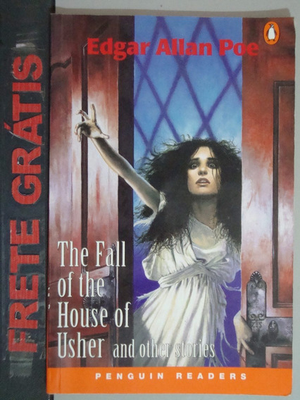 Livro The Fall Of The House Of Usher And Other Stories - Poe