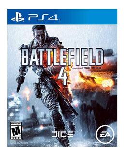 Battlefield 4 Ps4 Nuevo