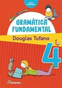 Livro Gramática Fundamental 4° Ano - 3ª Edição