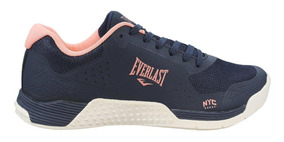 Tênis Everlast Climber Crossfit Cross Training - Azul/rosa