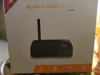 Converti Tu Tele En Smarttv Mygica Atv586