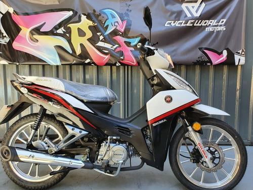 Moto Gilera Smash 125 X 0km 2021 Entrega Inmediata Al 19/4