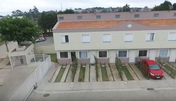 Sobrado Em Portal Dos Pinheiros, Cotia/sp De 55m² 2 Quartos À Venda Por R$ 210.000,00 - So463269