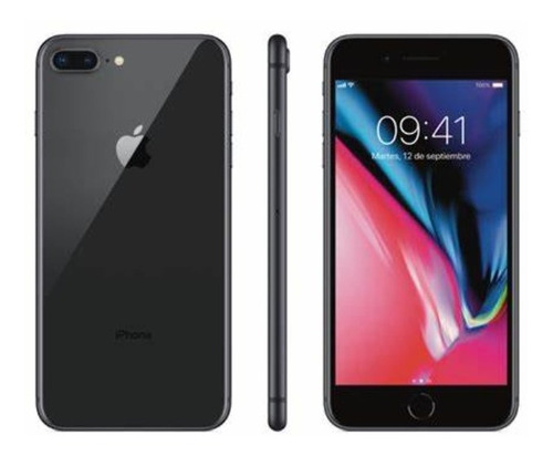 Nuevo iPhone 8 Negro / 64gb / En Caja + Regalos
