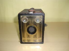 Câmera Kodak Six-20 Brownie Junior