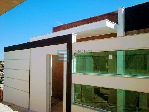 Imagem 1 de 14 de Edinaldo Santos - Residencial Carpe Diem Casa De 2/4 Com Área Gourmet - 735