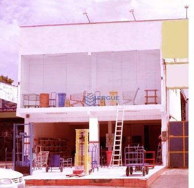 Prédio Comercial À Venda, Maraponga, Fortaleza. - Pr0002
