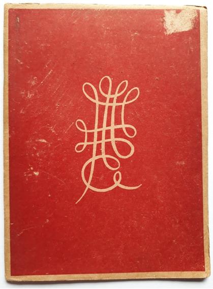Catálogo Da Exposição De Frei Agostinho - 1961 - Bahia -raro